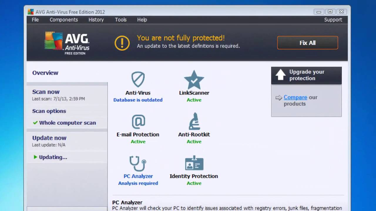 Avg internet security 2012 review | techradar.