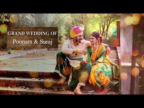 Grand Wedding Poonam & Suraj
