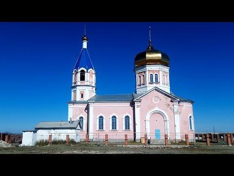Село Великопетровка, Карталинский район, Челябинская область (12.09.2018)