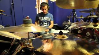 Beneath The Waters (I Will Rise) [Live] - Hillsong Live (Drum Cover)
