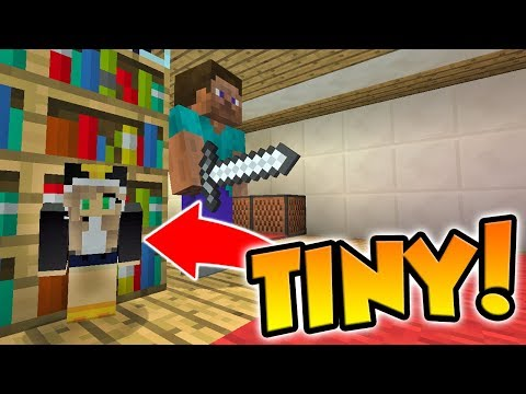 PLAYING AS A BABY IN MINECRAFT MURDER MYSTERY! (LIVE)