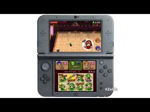 The Legend of Zelda: Tri Force Heroes -  Reacción de los Jugadores