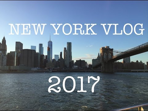 New York Vlog- We were upgraded to Business Class!
