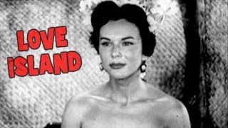 LOVE ISLAND // Paul Valentine, Eva Gabor // Full Movie // English // HD // 720p