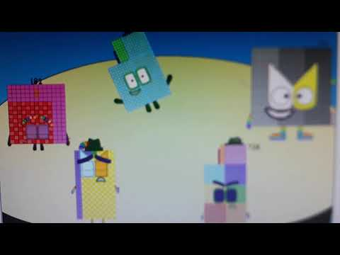 Numberblocks Band But One-Hundred Eighty-Twos
