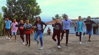 Ena Ena - Zuid Boyz Ft. Lampu1comedy  Dance Video  Lagu Papua 2019