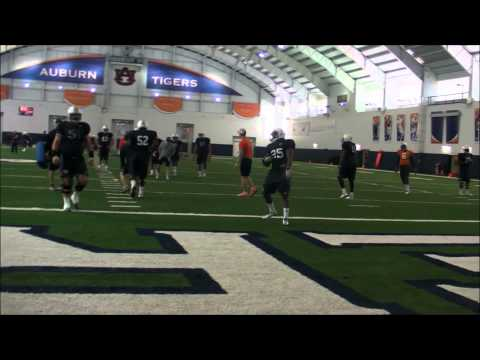 Offense, Defense: Auburn practice Day 7