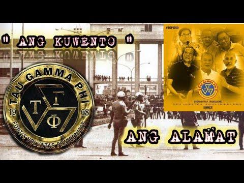 Ang makulay na kuwento ng TAU GAMMA PHI