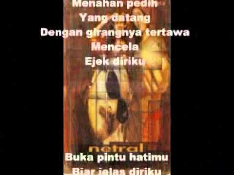 Netral - Lagu Rindu