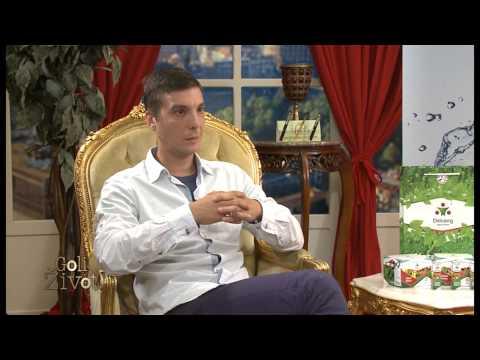 Goli Zivot - Milan Veruovic, Nikola Vrzic (TV happy 06.09.2014.)