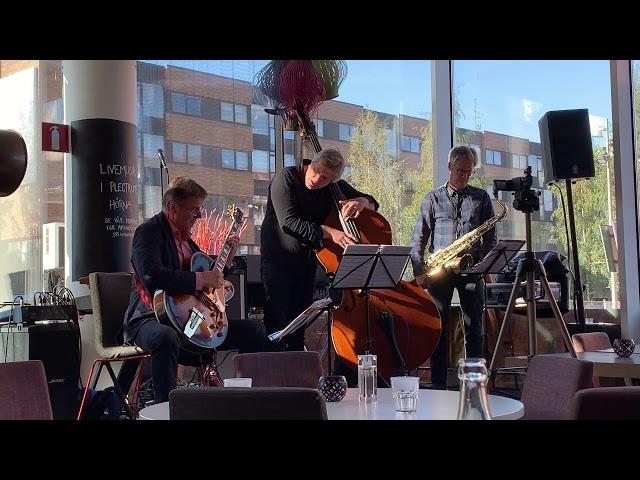 Umeå Live - Rickard Sandströms Trio