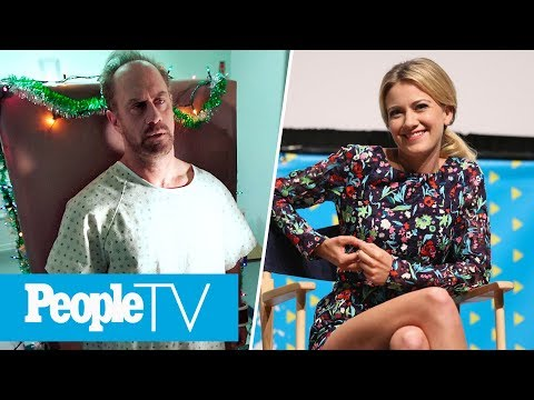 Happy!'s Christopher Meloni On Show, Search Party's Meredith Hagner | EWS | Entertainment Weekly