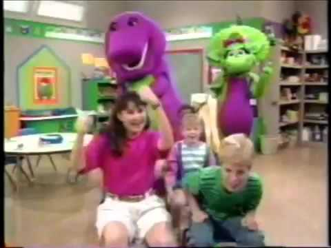 Barney Theme Song A World Of Music