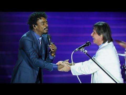 ROBERTO CARLOS & SEU JORGE - AMIGA DA MINHA MULHER 2012 (RC Especial) - HD