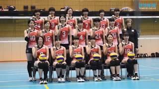 バレーボール全日本女子 練習公開