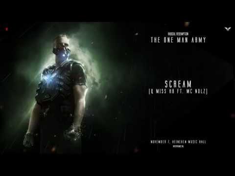 Radical Redemption & Miss K8 ft. MC Nolz - Scream (HQ Official)