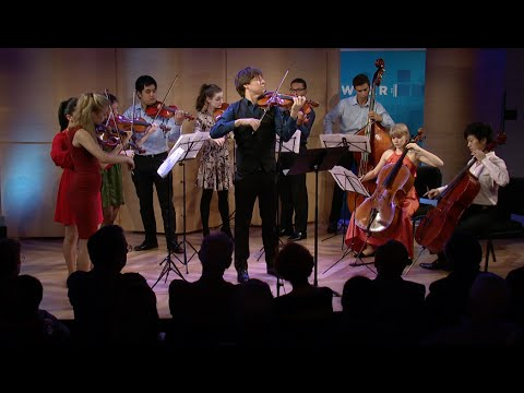 WQXR presents Joshua Bell, live in The Greene Space