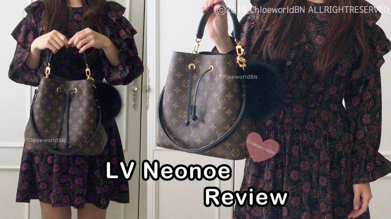 8376b3dce578 LOUIS VUITTON Neonoe Review