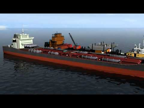 Shell's Animated Arctic Oil Spill Response Plan