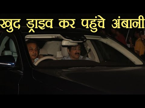 Sridevi : Anil Ambani reaches Sridevi's Mumbai residence | FilmiBeat