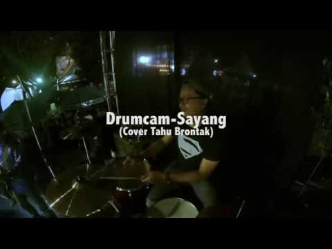Via Vallen - Sayang  (Cover Tahu Brontak) DRUMCAM