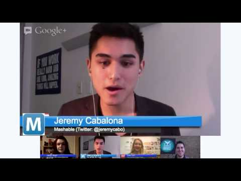 Shorty Industry Hangout with Food Network, Mashable and NMX