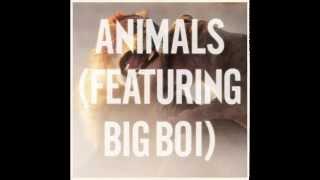 Maroon 5- Animals Ft. Big Boi Remix