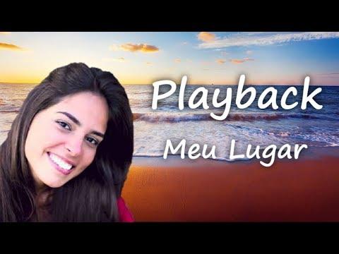 Playback legendado (Meu Lugar) Rafaela Pinho