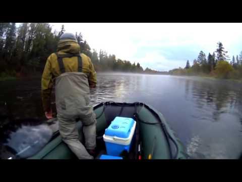 зимняя рыбалка на хариуса в амурской области