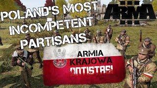 Poland's Most Incompetent Partisans - Armia Krajowa Antistasi