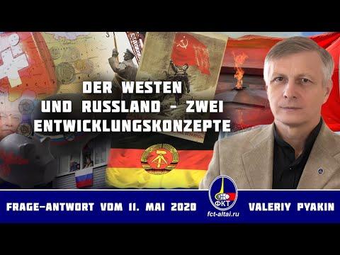 Die Russische Welt bietet Zuflucht für jedes Land (Valeriy Pjakin 2020.05.11)