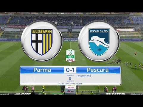 PARMA - PESCARA 0-1, gli highlights