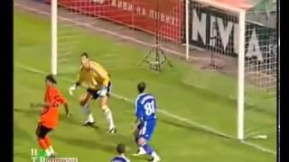 Динамо(Киев) - Шахтер(Донецк) 2:2(пен.4:2) Суперкубок (10.07.2007 обзор).