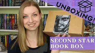 Unboxing | Second Star Book Box January 2019