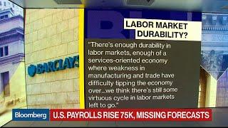 Hard for Manufacturing Slowdown to Tip U.S. Economy: Economist Gapen