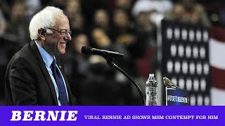That Viral Bernie Ad Revealed MSM's Contempt For His Movement (TMBS 109)