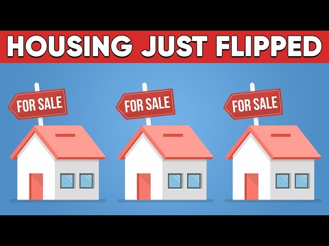 The Housing Market is About To Flip - Here is Why