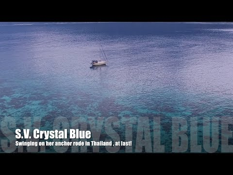Crystal Blue Vacation, Episode 3 - Sailing the Malacca Straights