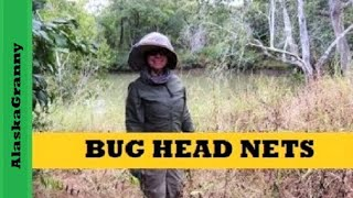 Bug Head Nets Product Review