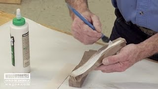 Make A Bottle Opener Handle On The Lathe -- Part 1 Glue Up The Blank