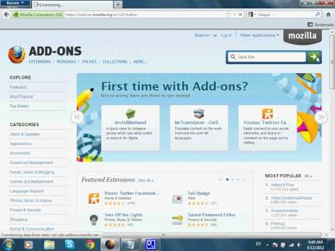 the best firefox add ons