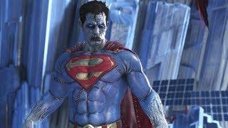 Injustice 2 : Bizarro Vs Superman - All Intro/Outros, Clash Dialogues, Super Moves