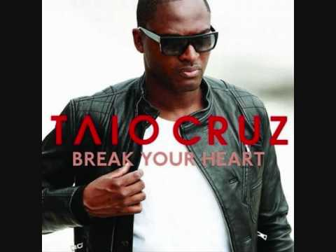 Taio Cruz ft. Ludacris - Break your Heart (HQ)
