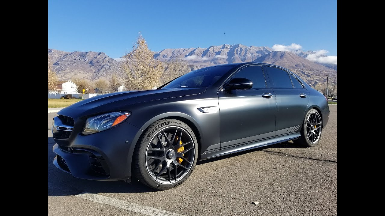 2018 mercedes amg e63s edition 1 4matic review 4k youtube. Black Bedroom Furniture Sets. Home Design Ideas