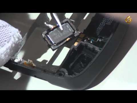 Ремонт Nokia 6600 Slide - замена полифонического динамика