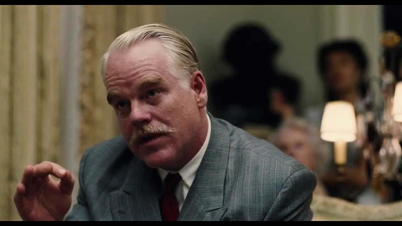 Download The Master - Philip Seymour Hoffman's confrontation scene of The Cause
