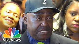 Terence Crutcher's Family Responds To Officer Betty Shelby's Acquittal | NBC News
