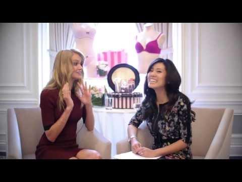 Victoria's Secret Angel Lindsay Ellingson - Interview in Vancouver