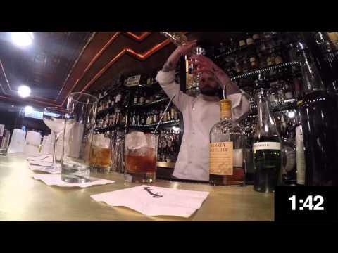 STEVE SCHNEIDER Ultimate Bartender Championship Speed Round