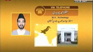 Video of the Tomb of Jesus-persented by khalid Qadiani.flv